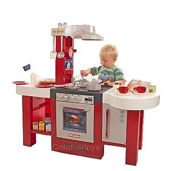 Theo Klein 9158 Miele Kuche Gourmet Amazon De Spielzeug