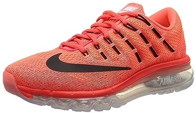 a7150843de Amazon.com: Nike Air Max 16 Running Gradeschool Boy's Shoes Size 5.5 ...