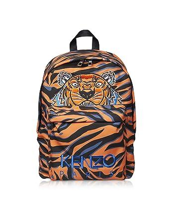 6d9bef59 Kenzo Homme F955sf300f3717 Orange Nylon Sac À Dos: Amazon.fr ...