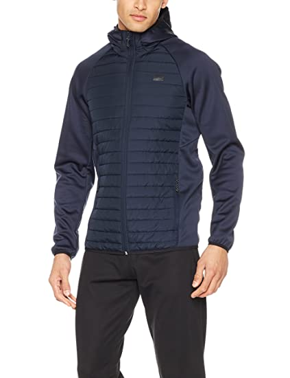 commercialisable dégagement couleur n brillante Jack & Jones Jjtmulti Quilted Jacket Blouson Homme