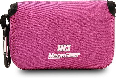MegaGear MG792 Estuche de cámara ultra ligero, de neopreno compatible con Nikon Coolpix W150, W100, S33: Amazon.es: Electrónica