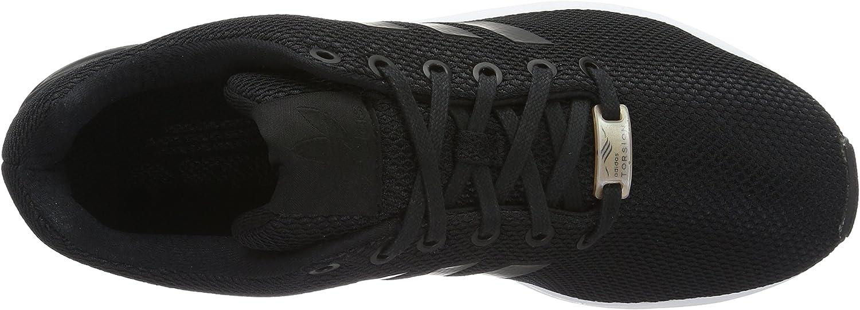 adidas Herren Zx Flux Low-Top Sneakers, Schwarz Core Black Core Black Ftwr White
