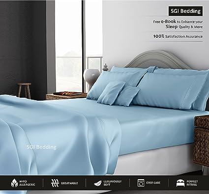 Amazon Com Rv Bunk 42x80 Sheets Luxury Soft 100 Egyptian Cotton