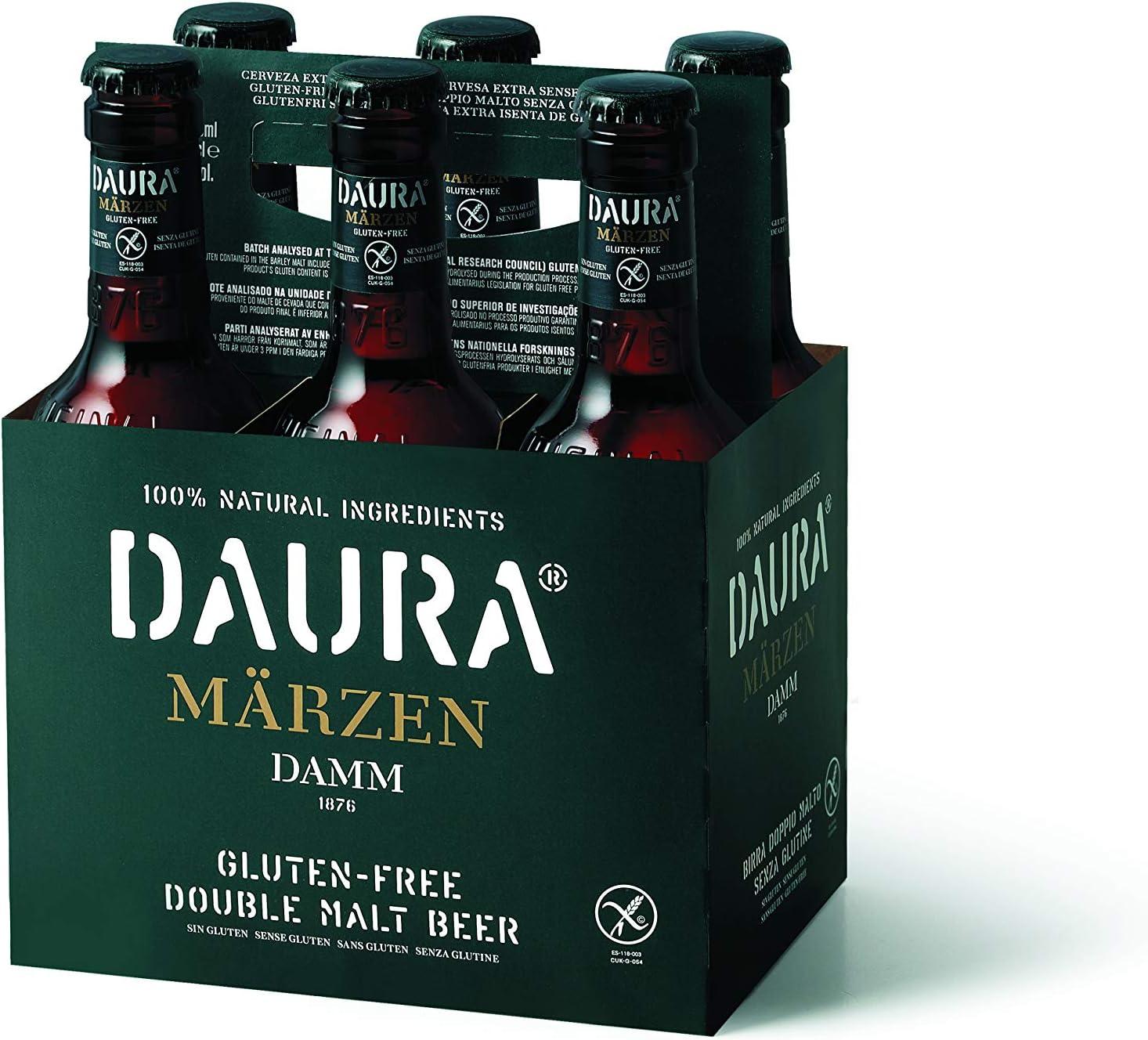Daura Damm Märzen (6 botellas de 33 cl)