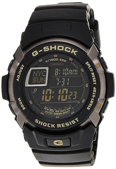 Casio G7710-1 - Reloj de Pulsera Hombre, Resina: Casio: Amazon.es: Relojes