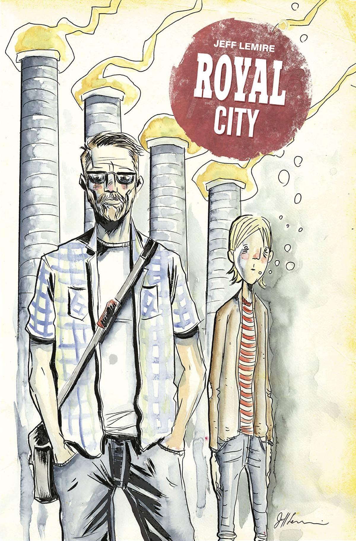 Download ROYAL CITY #1 (MR) pdf epub