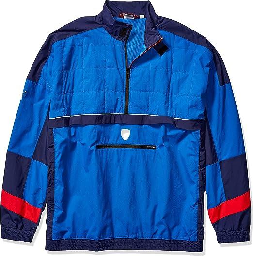 Puma Herren Scuderia Ferrari Street Woven Jacket Jacke Bekleidung