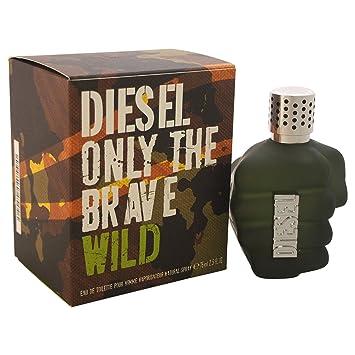 Amazoncom Diesel Eau De Toilette Spray For Men Only The Brave