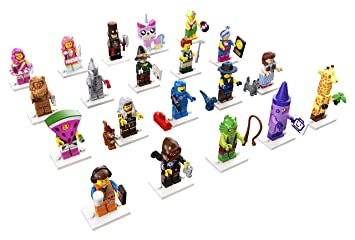 Lego Movie 2 Minifigur 71023 01 20 Alle 20 Figuren
