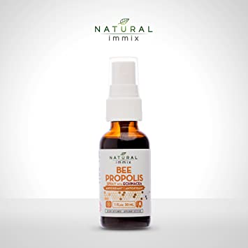 Amazon com: Natural immix - Bee Propolis Spray with