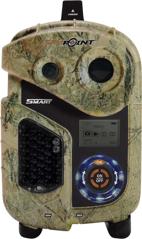 SPYPOINT Smart Intelligent Trail Camera, 10 Mega Pixel