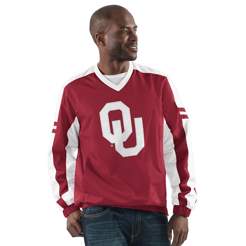 G-III Sports NCAA Mens Draft Pick V-Neck Pullover Jacket