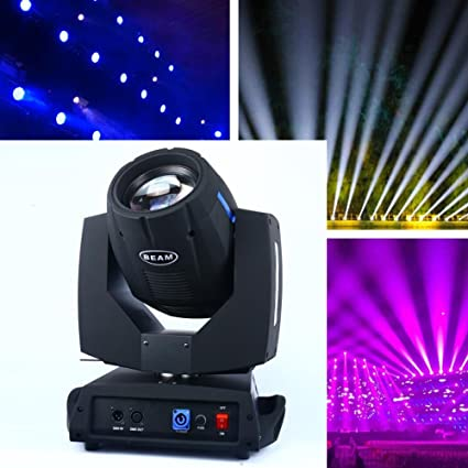 Amazon.com: Roccer 7R 230w Sharpy Beam Moving Head Light For Stage Disco Club Lighting: Musical Instruments