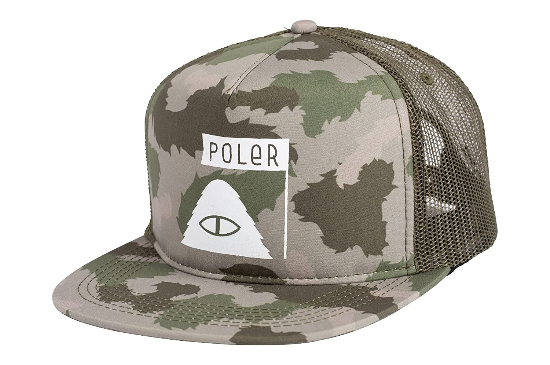 c7dc07b90dc Poler Unisex-Adults Summit Trucker Hat-Fco Baseball Cap