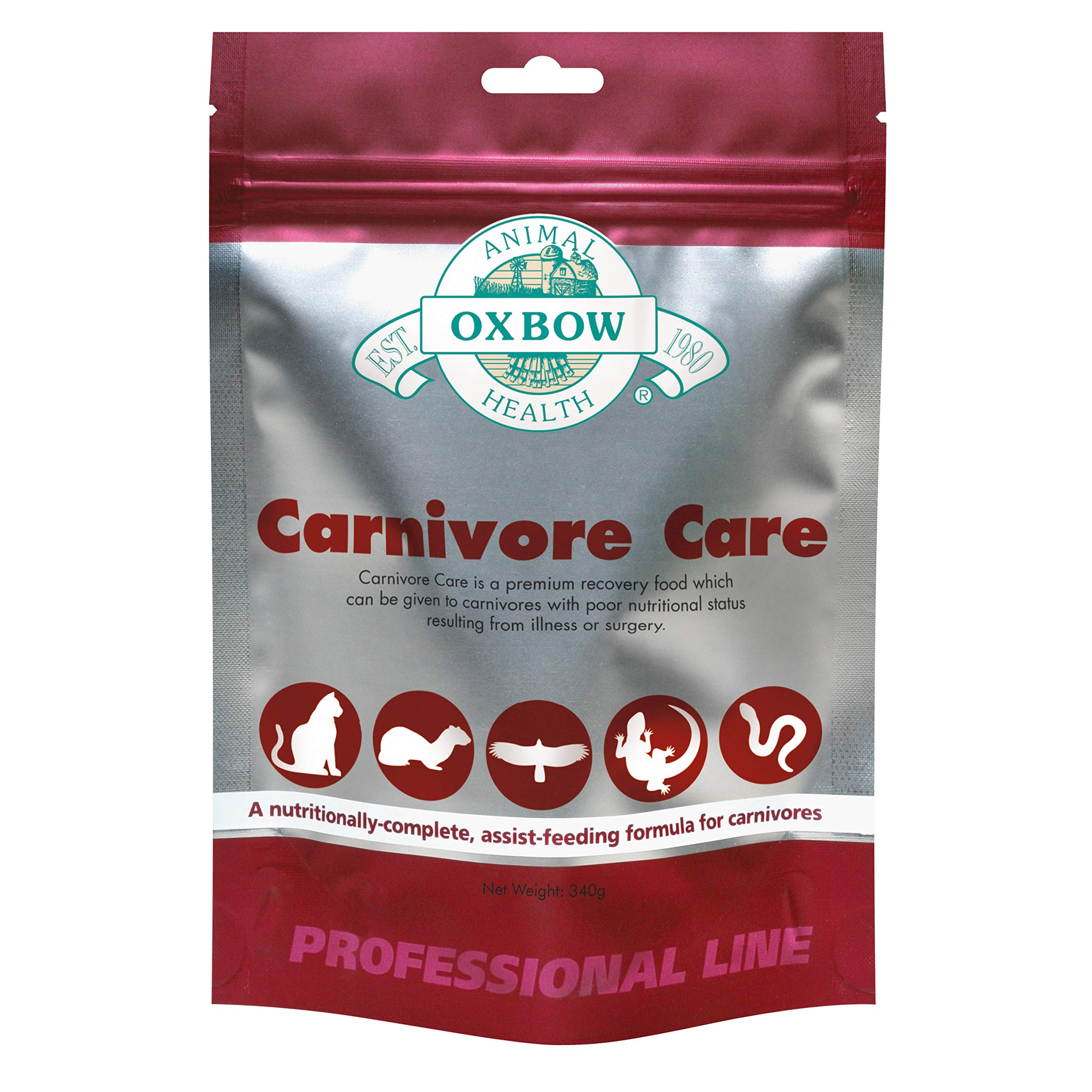 Oxbow Carnivore Care (340 Gram) by Oxbow