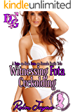 Witnessing Futa Cuckolding: A Futa-on-Male, Futa-on-Female Erotic Tale (Cuckolded by the Futa Next Door Book 1)
