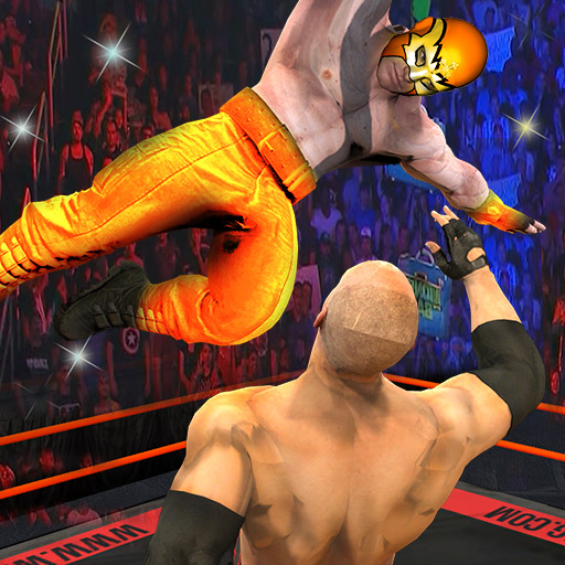 - Cage Wrestling Fighting Game - Ultimate Fighter 18