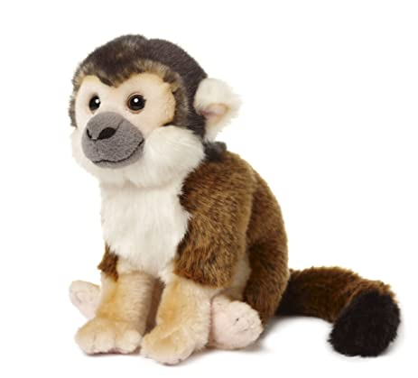 Wwf Squirrel Monkey Floppy 20Cm