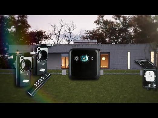 Home Easy HE882 Funk-Einbauschalter mit Ein-/ Aus-Empfänger: Amazon ...