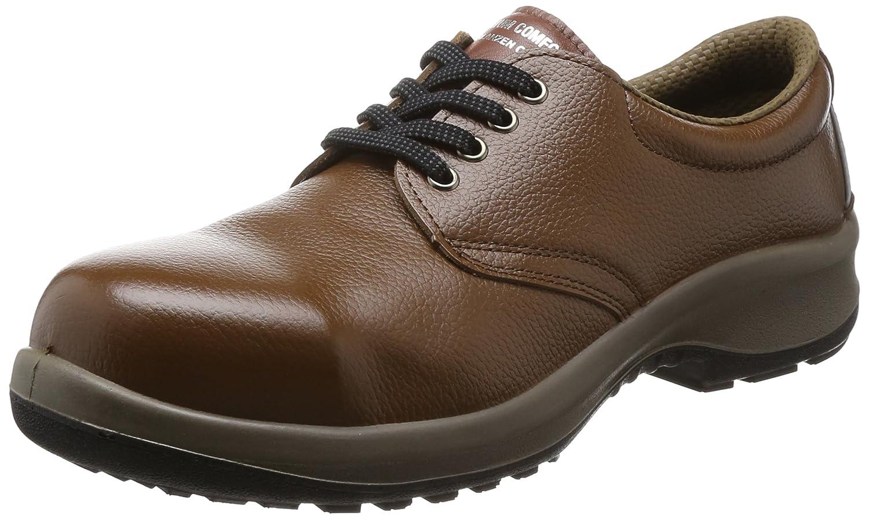 [ミドリ安全] 安全靴 JIS規格 短靴 プレミアムコンフォート PRM210 B0761GVK54 24.0 cm|ブラウン ブラウン 24.0 cm