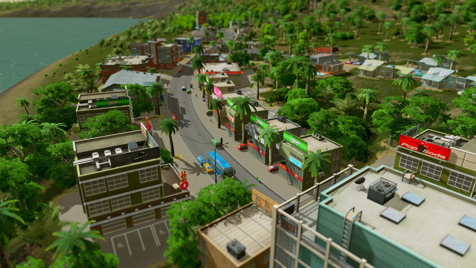 Cities Skylines - Xbox One Edition (Xbox One) by Tantalus Media (Image #2)