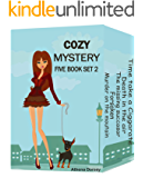 Cozy Mystery 5 Book Set 2