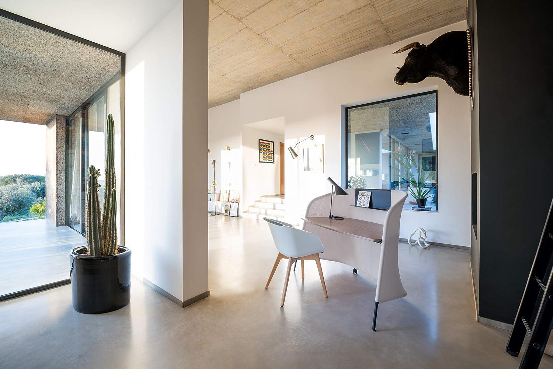 Sedus on spot Stuhl B/ürostuhl Designstuhl Schreibtischstuhl Grau 69 x 65 x 89 cm Drehstuhl