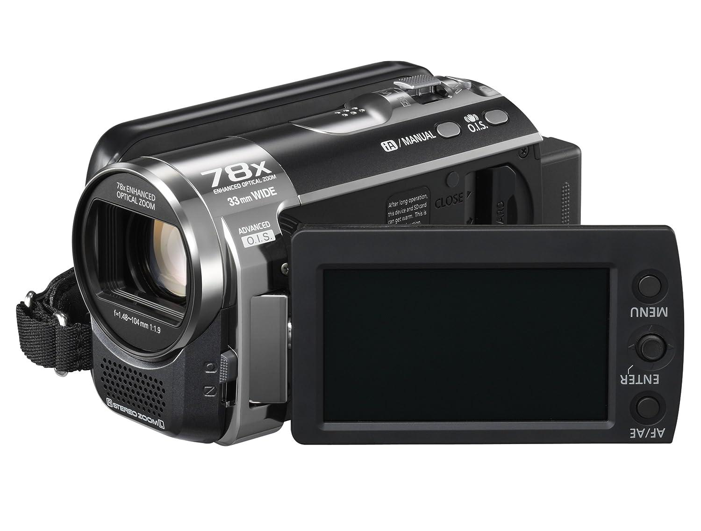 Panasonic SDR-H85 Camcorder With 80GB HDD, X78 Enhanced: Amazon.co.uk:  Camera & Photo