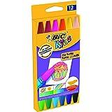 BIC Kids Pastel à l'Huile - Etui Carton de 12
