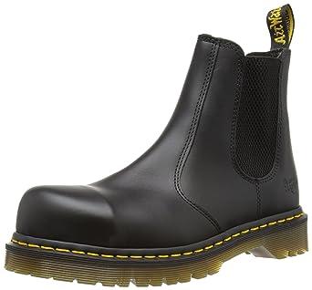 0eb2a20facc Dr. Marten's Icon Men's Safety Boots, Black, UK 5 (EU 38)