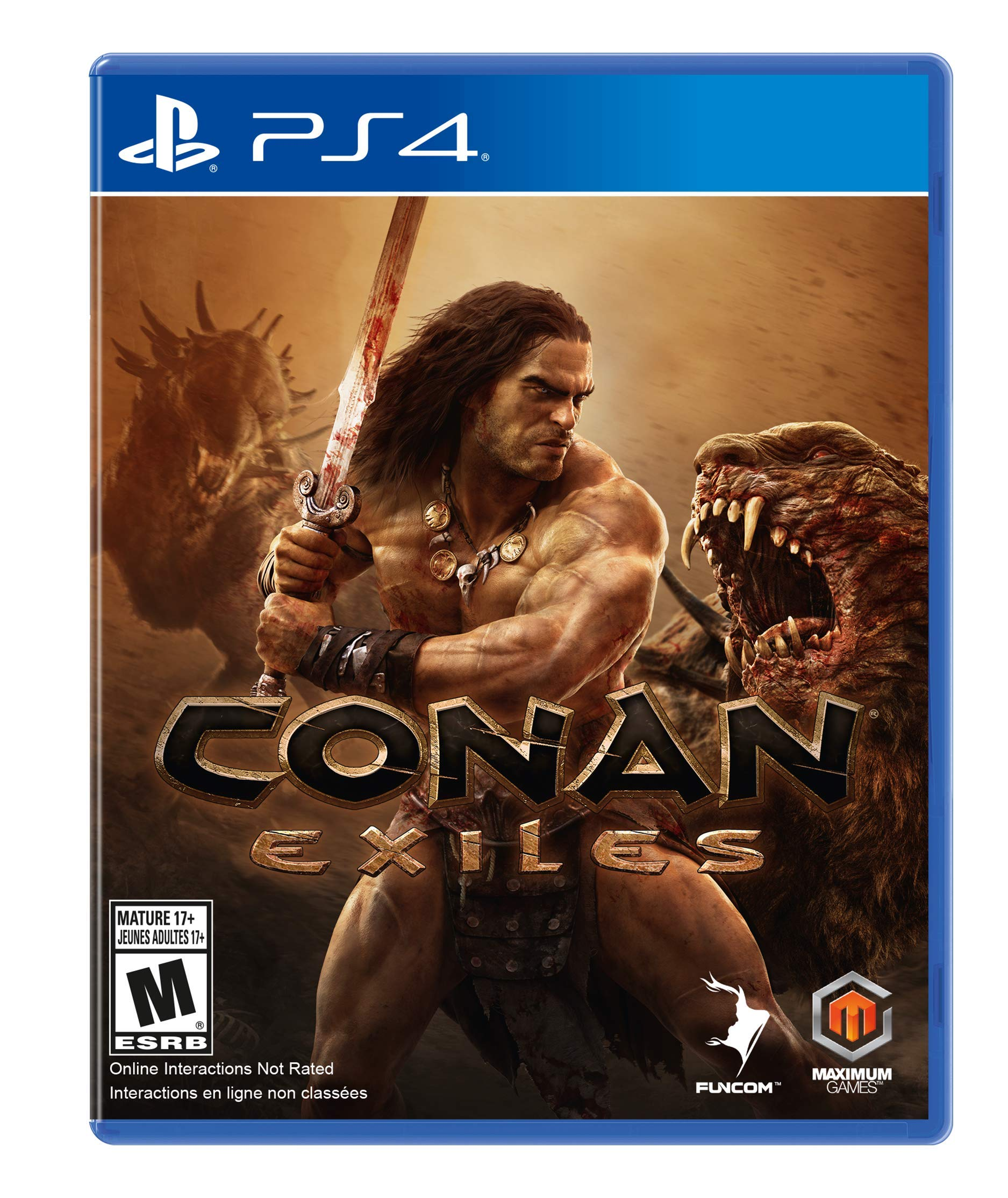 Conan: Exiles - Playstation 4