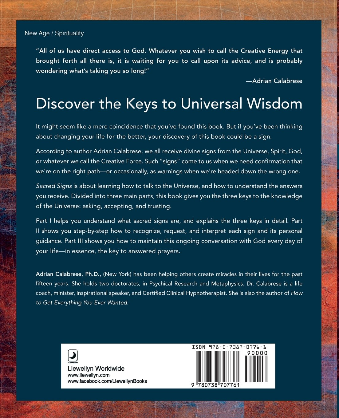 Amazon com: Sacred Signs: Hear, See & Believe Messages from