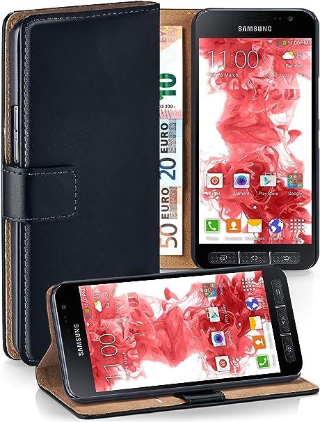 Moex Klapphülle Kompatibel Mit Samsung Galaxy Xcover 4 Elektronik