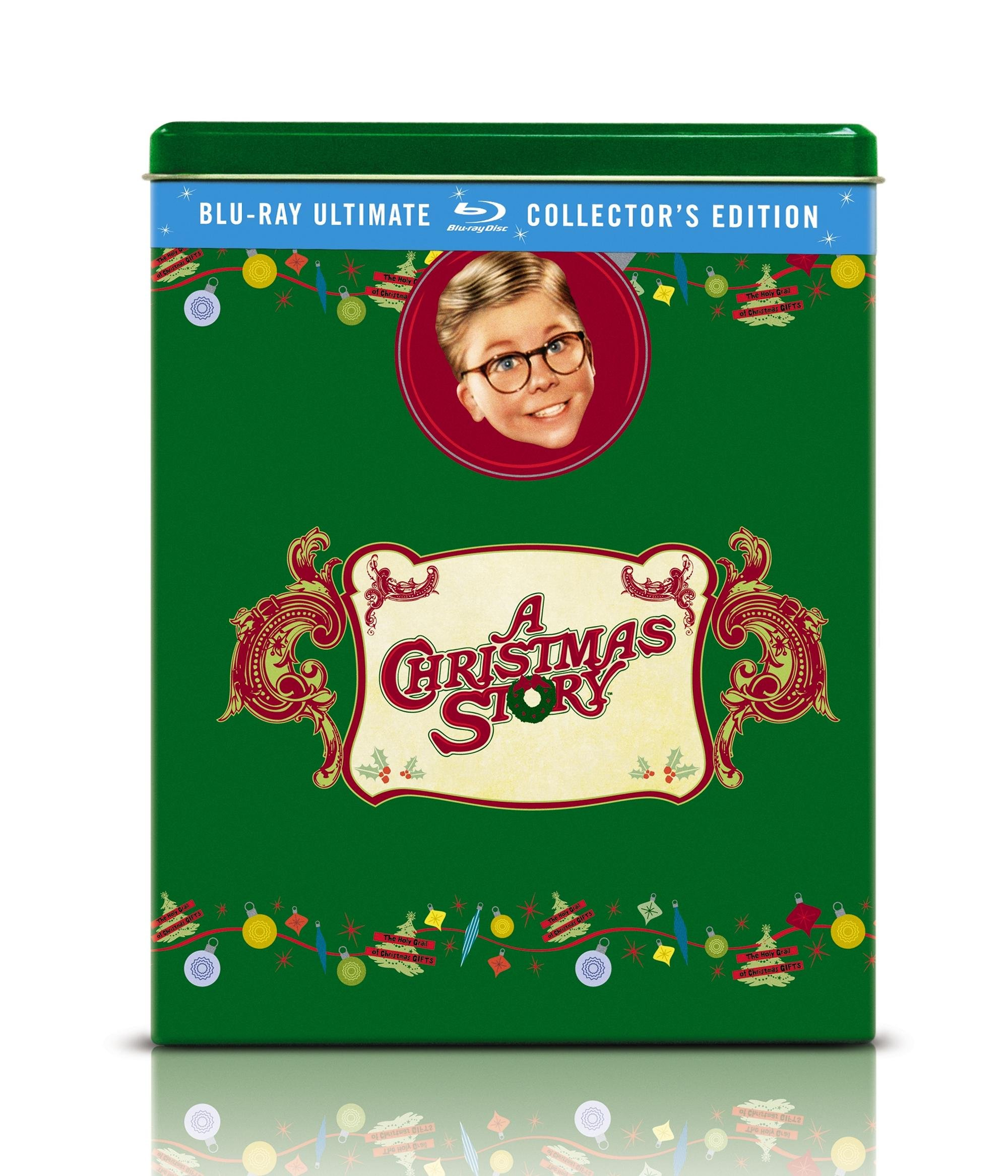 Blu-ray : A Christmas Story (Ultimate Collector's Edition Gift Set) (Collector's Edition, Ultimate Edition, Gift Set, Widescreen, )