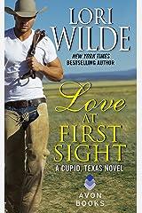Love at First Sight: A Cupid, Texas Novel