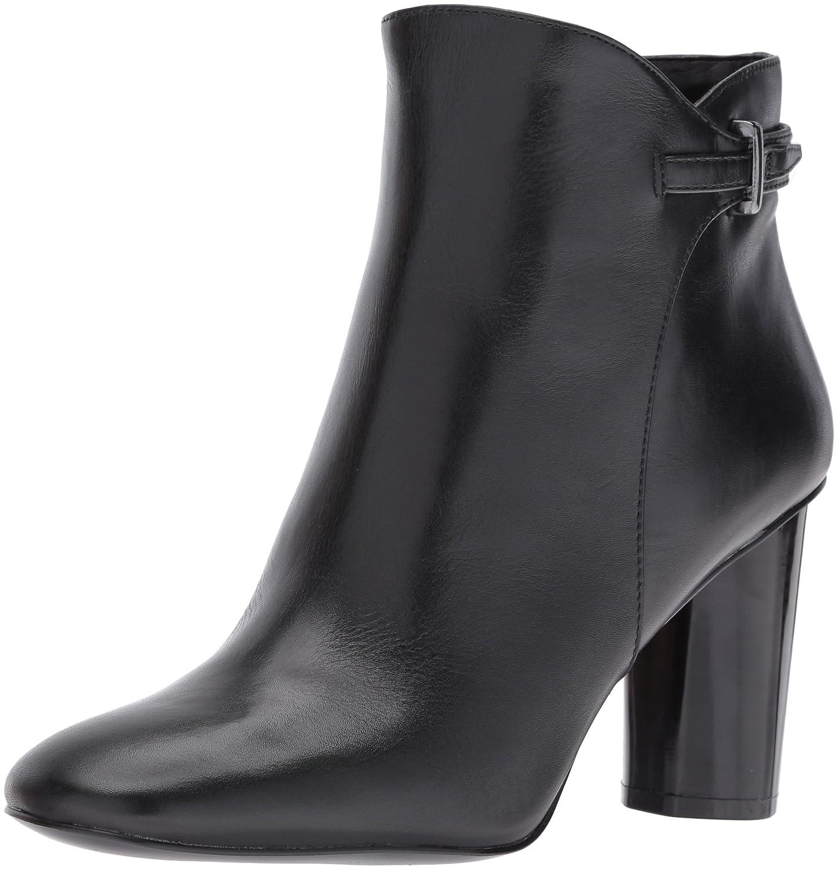 Nine West Women's Vaberta Ankle Bootie B00RNXM8HA 6 B(M) US|Black