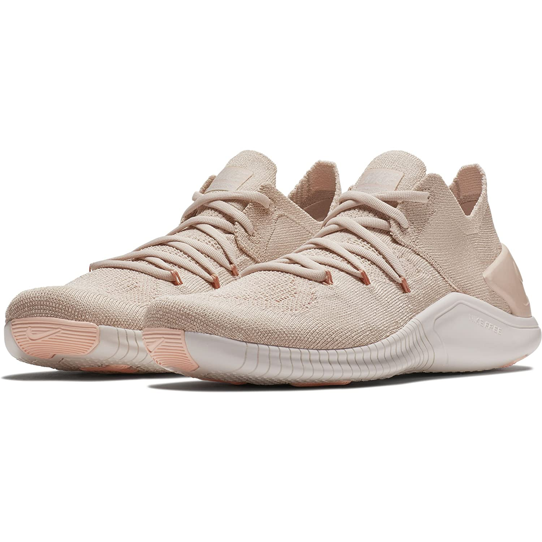 NIKE Women's Free Shoe Tr Flyknit 3 Training Shoe Free B07B3YBF7W 9 M US|Particle Beige/Particle Beige-phantom 049ecc