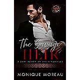 The Savage Heir: Cover Coming: A Dark Romanian Mafia Romance (The Lupu Chronicles Book 3)