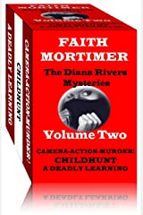 THE DIANA RIVERS MYSTERIES - Volume Two (The Diana Rivers Mysteries Collection Book 2) Kindle Edition