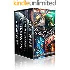 The Great War: Books 1-4: (A Military Sci-Fi Box Set)