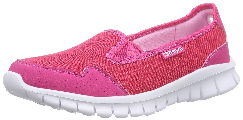Kappa Gomera Damen Geschlossene Ballerinas Pink (2222 Pink)