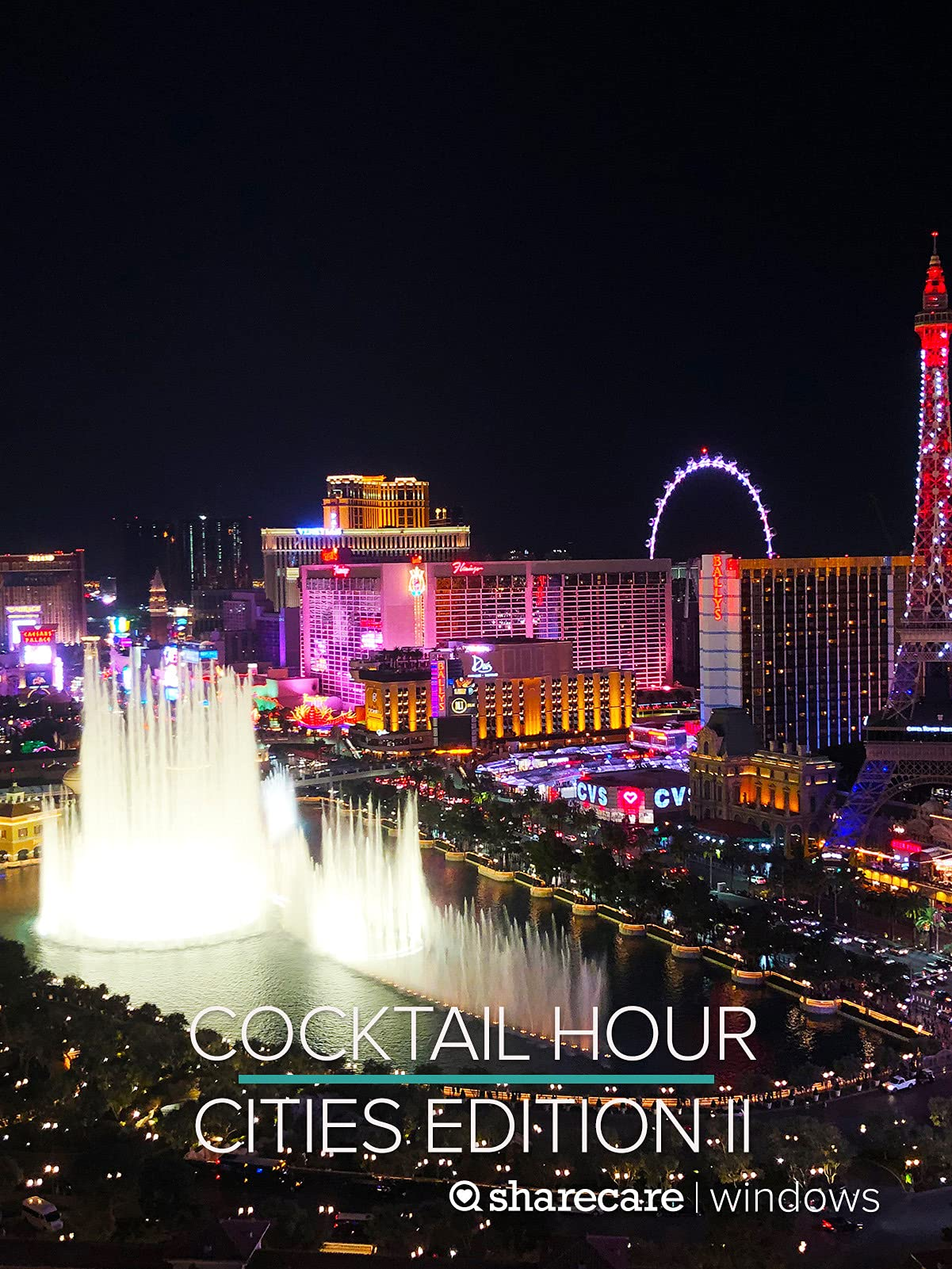 Cocktail Hour Cities Edition II on Amazon Prime Video UK