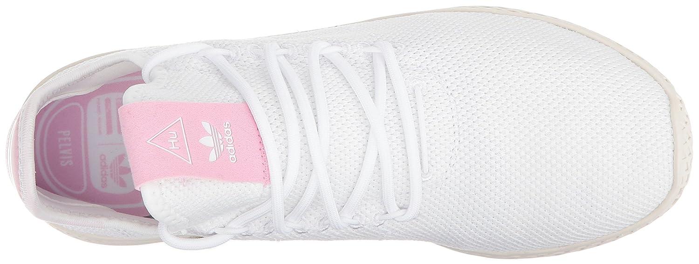 adidas Women's Pw Tennis Hu W Sneaker B075S34FLL 8.5 White, B(M) US|Ftwr White, Ftwr White, 8.5 Chalk White_110 b584ab
