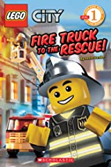 LEGO City: Fire Truck to the Rescue (Level 1) Kindle Edition