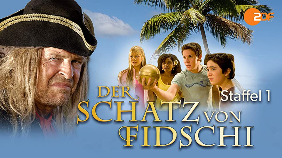 Der Schatz von Fidschi, Staffel 1