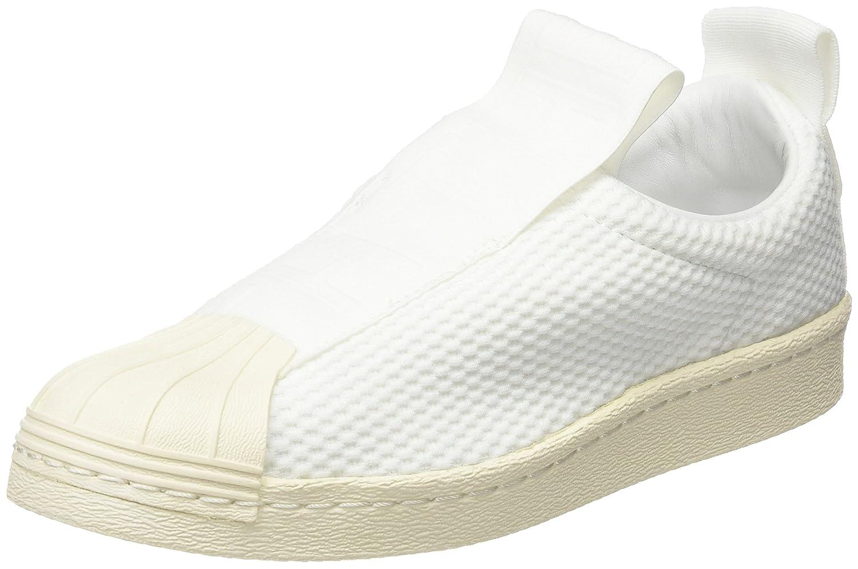 Adidas Damen Superstar Bw3s Slipon W Fitnessschuhe Schwarz