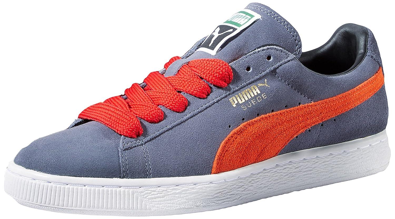 PUMA Adult Suede Classic Shoe B00C5UM682 11.5 M US Grisaille