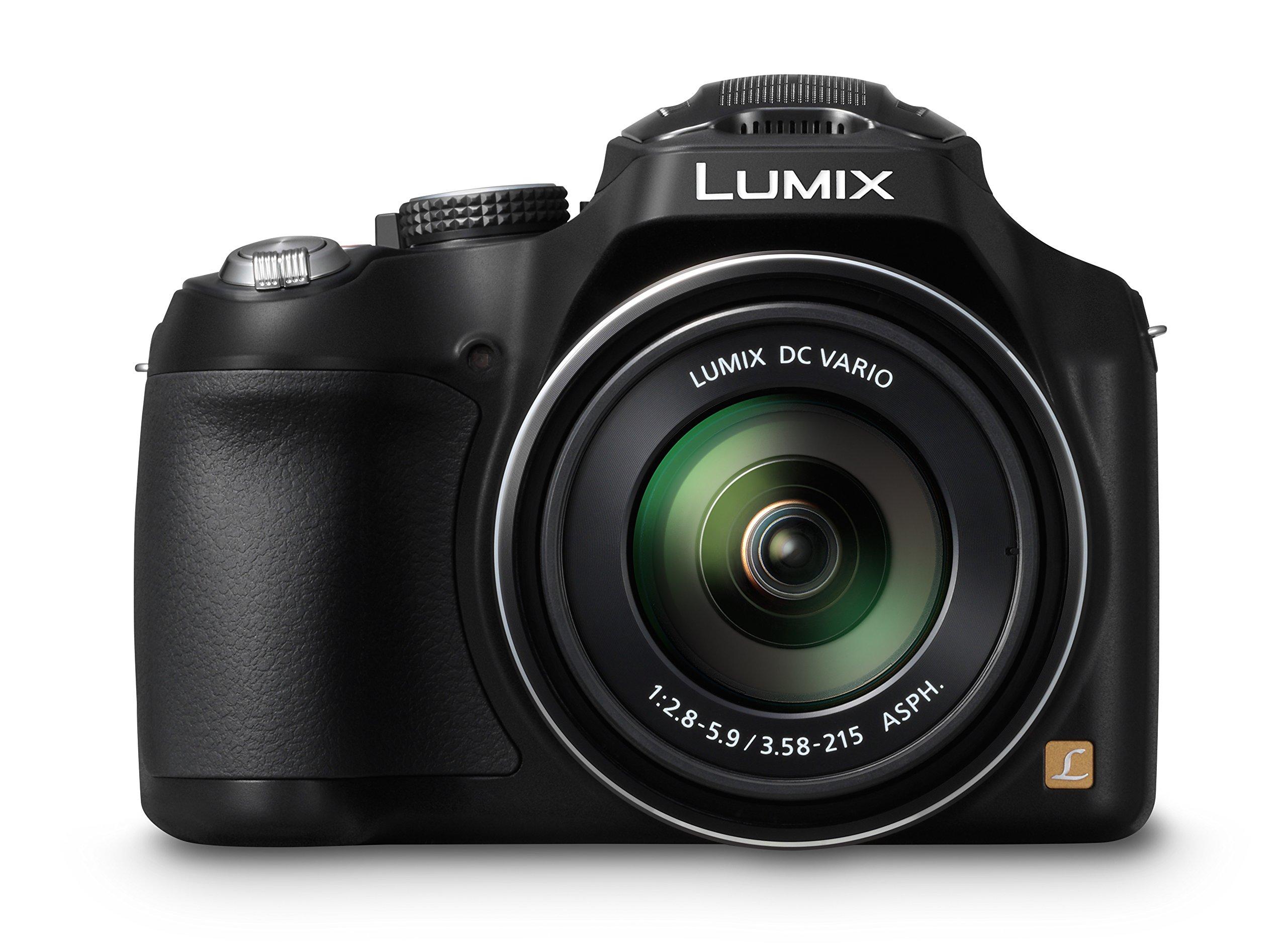 Panasonic Lumix DMC-FZ72 Fotocamera Digitale, Sensore MOS 1/2,3 High Sensivity, 16,1 Megapixel effettivi product image
