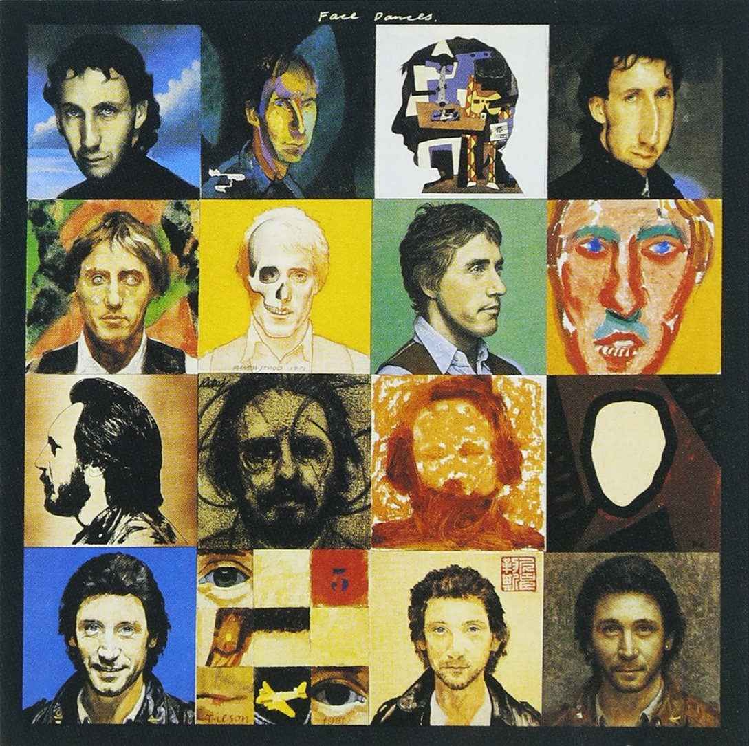CD : The Who - Face Dances (+ 5 Bonus Tracks) (Bonus Tracks)