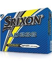 Srixon AD333 Golf Balls (One Dozen) (2017/18 Version)